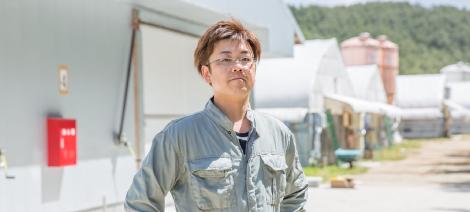 Chicken farming/養鶏